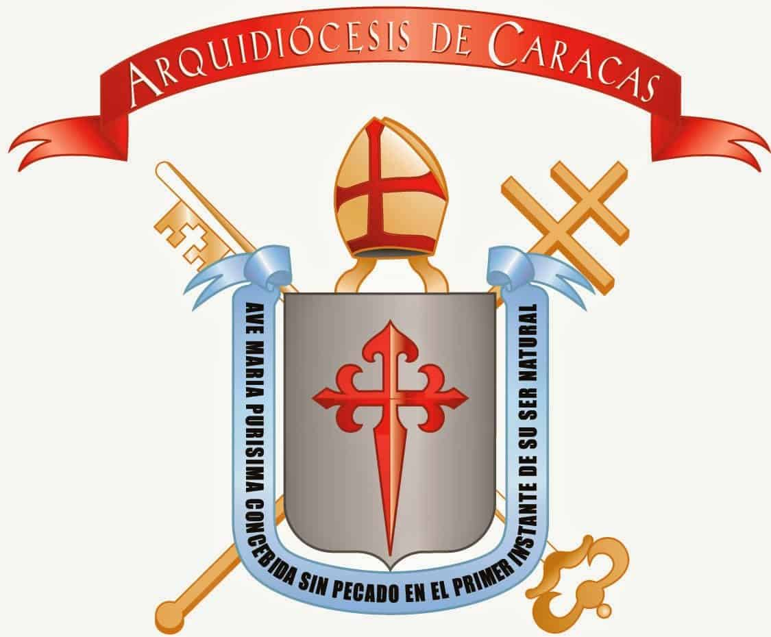 Logo Arquidiócesis de Caracas - Cardenal Urosa