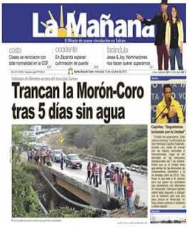 Diario_La_Maana_Coro_-_Falcn