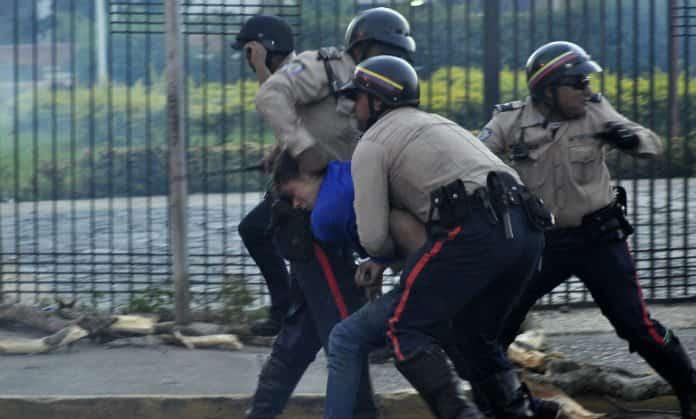 Camargrafo_golpeado_Barquisimeto