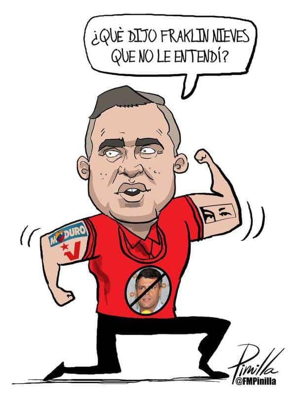 Resultado de imagen para Caricaturas de Tarek Saab