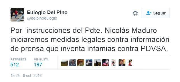 tweet-eulogiodelpino