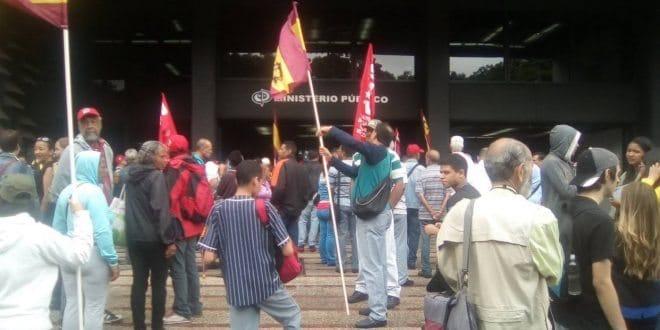 Fiscalia periodistas agredidos