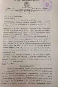 sentencia multa La Patilla Diosdado Cabello