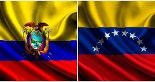 Venezuela y ecuador