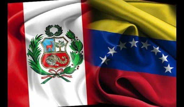 Perú ANC Venezuela