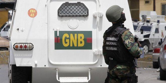 Manifestantes y GNB impiden cobertura a la prensa