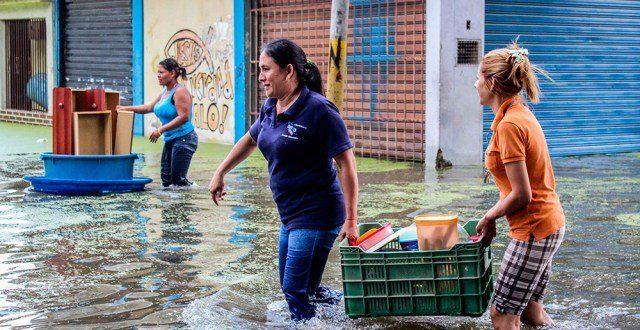 Exceso de agua, falta de información: urge una acción por las comunidades cercanas al Lago de Valencia