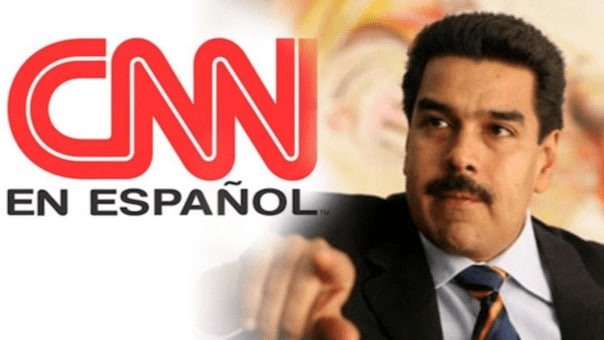 Cnn Demanda Maduro