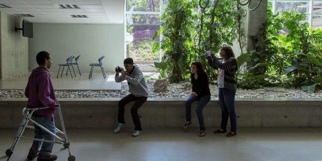 Taller de fotografía para líderes comunitarios de Caracas