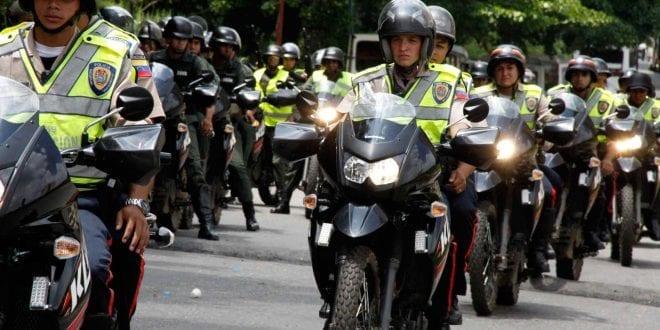 PNB obliga a periodista de Venemundo a borrar material sobre protesta