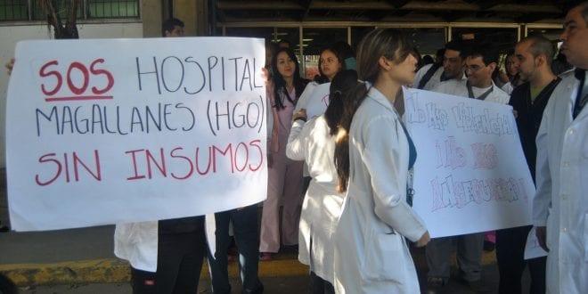 Agredido periodista durante cobertura en un Hospital en Catia