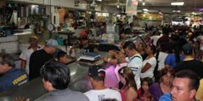 Agreden a periodista en el Mercado Libre de Maracay