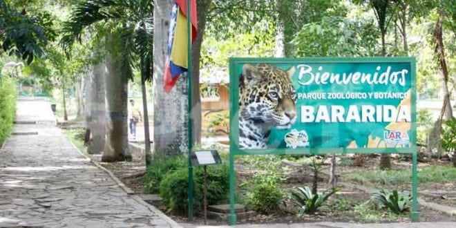 Detienen a médico veterinario por denunciar la situación del Zoológico de Barquisimeto