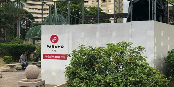 ¿Se consultó a la comunidad sobre su interés de instalar un local de Paramo Café en la Plaza?