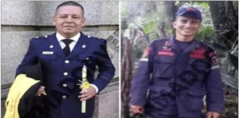 bomberos liberados octubre 2018