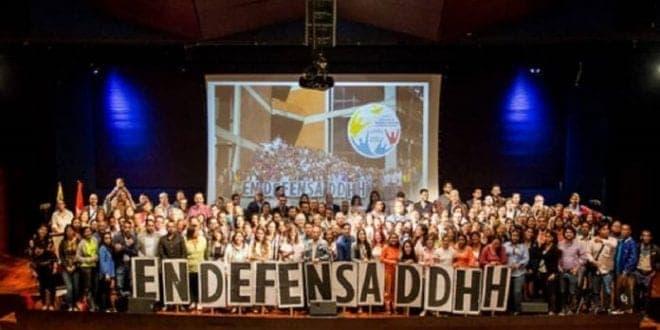 Declaración del IV Encuentro de Defensores y Defensoras de Derechos Humanos