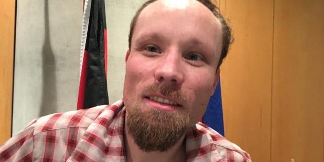 Excarcelado y en casa el periodista alemán Billy Six