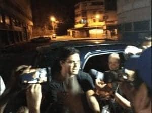 Liberado Luis Carlos Díaz
