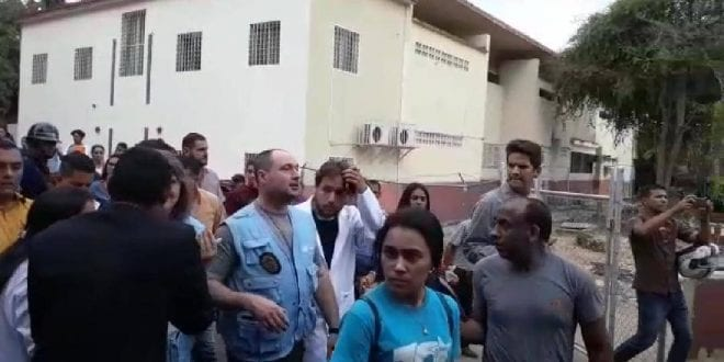 Impiden cobertura periodística a la misión de la ONU en Lara