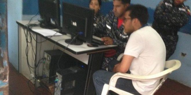 Retienen a periodista de Venepress en la Cruz Roja de Caracas