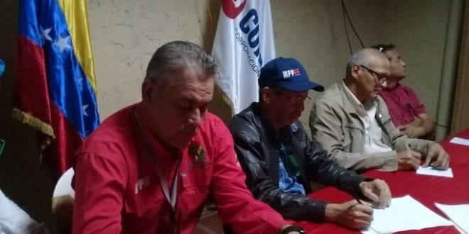 Desalojan a la prensa en un encuentro con el viceministro de Corpoelec