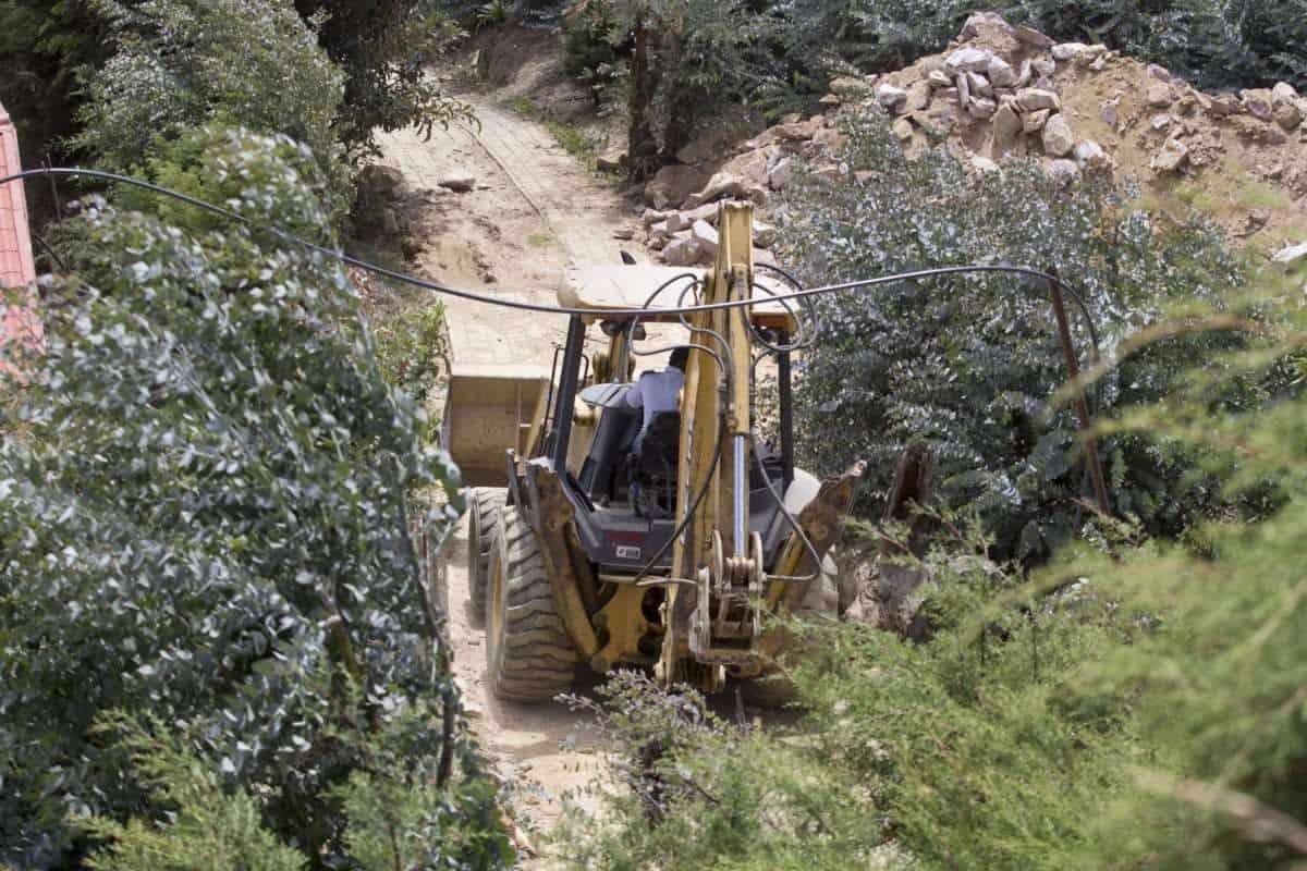 Los habitantes de Galipán no fueron consultados sobre la ruta del teleférico que se está construyendo. Esperan la respuesta a sus 4 solicitudes de información