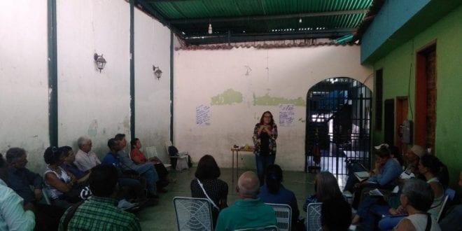 Líderes comunitarios del municipio Sucre reciben talleres de Derechos Humanos