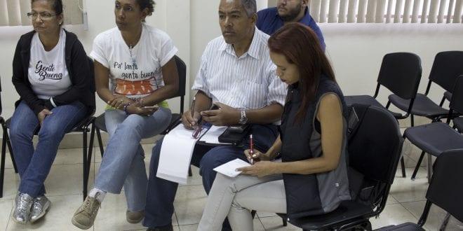 Parroquias del suroeste de Caracas se forman en Derechos Humanos