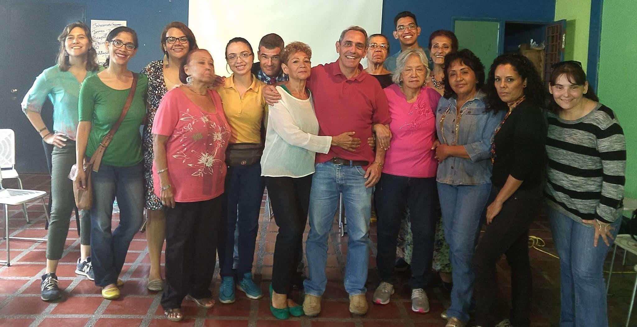 Activistas sociales de Petare profundizan en las 3D en DDHH