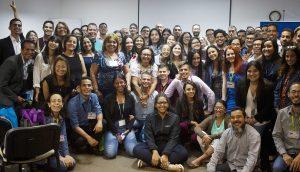 Foto grupal Medios y Libertad 2019