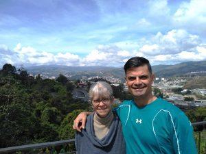 Pedro y Trina Jaimes