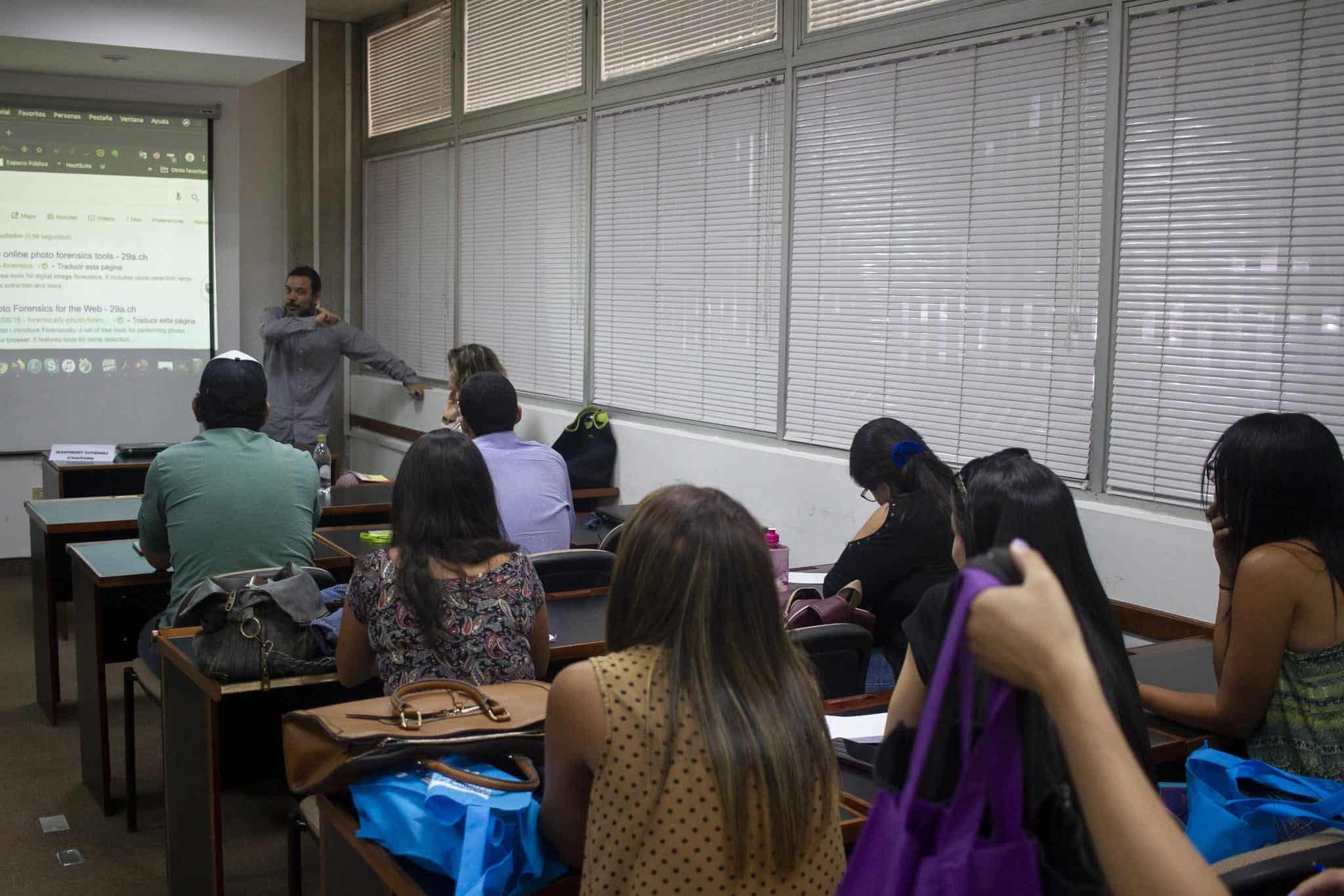 Jeanfreddy Gutiérrez en Medios y Libertad