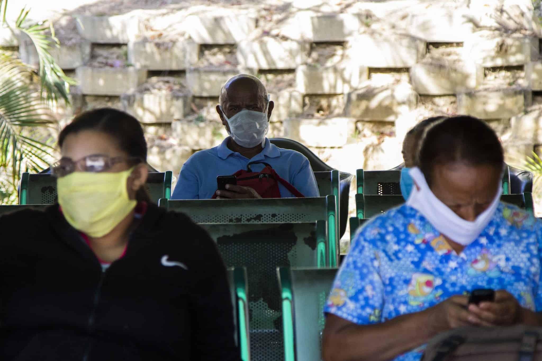 Cuarentena por el COVID-19 en Caracas, Venezuela
