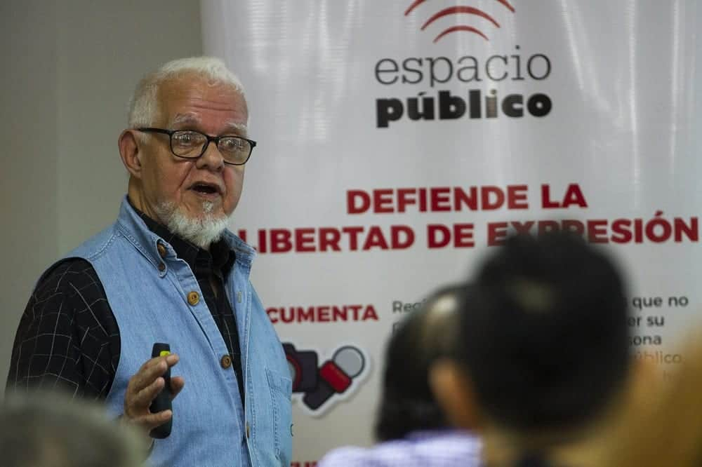 """Ramón Piñango en el foro de Espacio Público """"Hablemos de lo que viene: claves para entender a Venezuela"""""""
