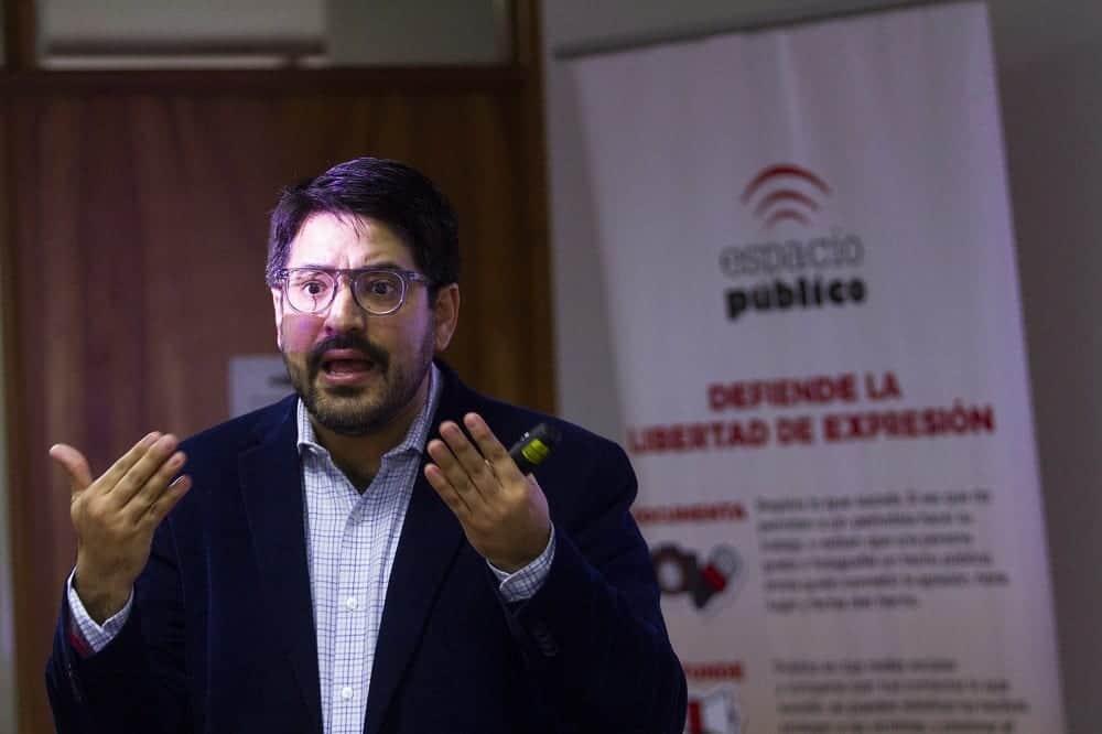"""Asdrúbal Oliveros en el foro de Espacio Público """"Hablemos de lo que viene: claves para entender a Venezuela"""""""
