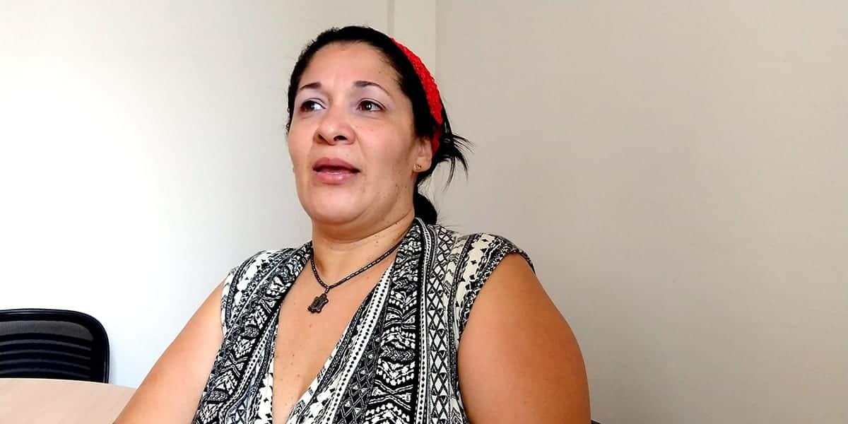 Excacelada Ana Belen Tovar Liberada