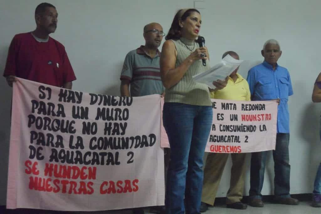 El Estado no ha resondido ninguna de las 22 peticiones de información que comunidades de Valencia y Maracay le han hecho sobre el Lago