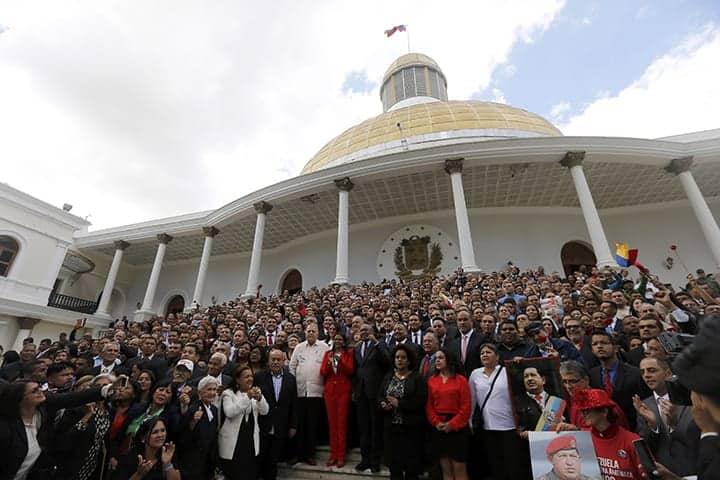 Asamblea Nacional Constituyente | Ley contra el odio