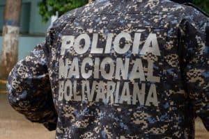 PNB graba a periodistas mientras cubrían protesta en Aragua