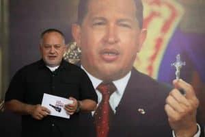 Diosdado Cabello acusa a Sebastiana Barráez de vínculos con el paramilitarismo colombiano