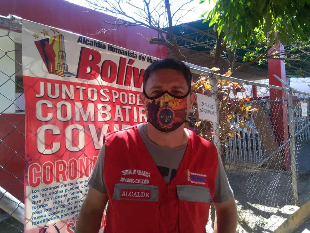 GNB detiene al alcalde chavista William Pérez por criticar las primarias del PSUV