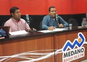 Gobernador del estado Falcón ataca a periodista en su programa de radio