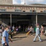 Periodista Víctor Ugas es hostigado en el mercado de Quinta Crespo